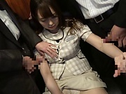 Amane Shizuka gets her sexual fantasies fulfilled