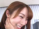 Japanese girl wants a prestige job picture 12