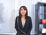 Japanese girl wants a prestige job picture 7