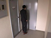 Great office sex with the boss for Ayane Haruna
