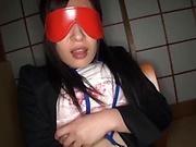 Rena Sakaguchi loves getting it with sex toys