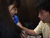 Intense titty fuck for luscious Kawasaki Arisa picture 13