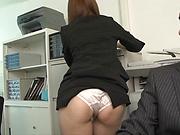 Ichika  Kamihata loves pleasuring hard poles passionately