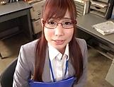 Sexy honey Hagesawa Rui in hardcore pounding scene indoors picture 11