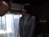 Lovely Eri Itou moaning as she gets a worthy office fuck picture 11