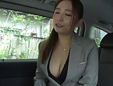 Office lady with a nice ass likes sex picture 14