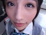Sweet fantasy blowjob in perfect POV with Ona Moe