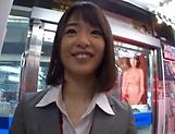 Ravishing love Kawanami Nanami enjoys a wild hardcore fuck picture 15