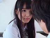 Miyazaki Aya gets naughty on a ramrod picture 11