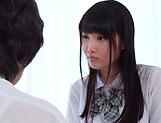 Miyazaki Aya gets naughty on a ramrod picture 14