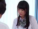 Miyazaki Aya gets naughty on a ramrod picture 15