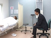 Schoolgirl Suzumi Misa gets fucked after nasty cock sucking