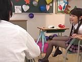 Tasty Atomi Shuri flaunts her sexy nice ass