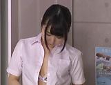 Momoki Nozomi, bonked to intense orgasm