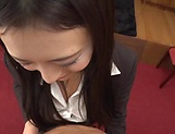 Tokyo schoolgirls show their kinky skills picture 12