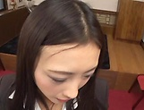Tokyo schoolgirls show their kinky skills picture 8