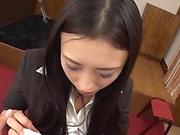 Attractive Tokyo schoolgirls get naughty