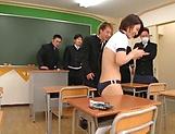 Nice teen, Hinata Mio had hardcore sex picture 13