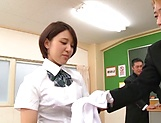 Nice teen, Hinata Mio had hardcore sex