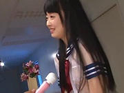 Tiny prostitute looks like a schoolgirl