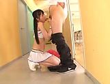 Kirari Sena is a cock loving schoolgirl