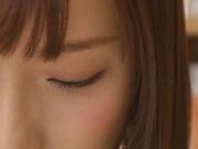 Sweet schoolgirl Mogami Kasumi toyed in the library