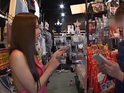 Dude banging babe in cosplay costume Tomoda Ayaka