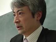 Tokyo schoolgirls are having group sex