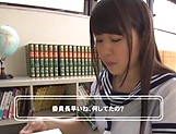 Suzumi Misa is fucking a teacher