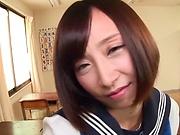 Kimito Ayumi ,gets kinky on her sex toys
