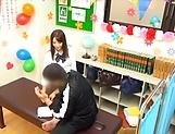 Adorable schoolgirl likes hardcore sex picture 11