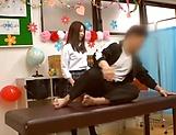 Adorable schoolgirl likes hardcore sex picture 12