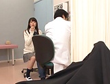 Nice Japanese teen gets her pussy poked hard POV picture 7