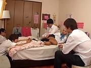 Charming school girl Maruyama Reona pleasure
