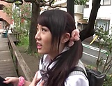 Japanese schoolgirl likes to have sex picture 12