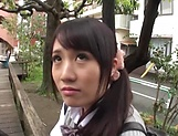 Japanese schoolgirl likes to have sex picture 13