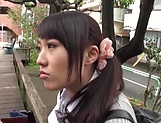 Japanese schoolgirl likes to have sex picture 14