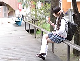 Japanese schoolgirl likes to have sex