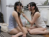 Japanese hotties are sharing passion together picture 4