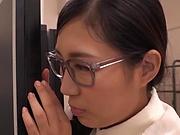 Japanese schoolgirl goes full mode with one of her teachers
