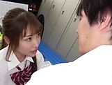 Arihara Ayumi likes it doggy- style now picture 10