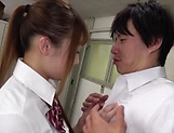 Arihara Ayumi likes it doggy- style now picture 6
