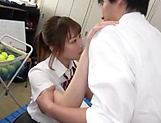 Arihara Ayumi likes it doggy- style now picture 9