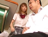 Sweet Aise Miki falls for teacher's sexual proposals
