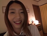 Kanae Renon is fucking her neighbor picture 8