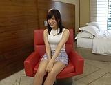 Ishimi Chiharu rewards a dude with a blowie picture 11