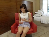 Ishimi Chiharu rewards a dude with a blowie picture 6