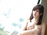 Ishimi Chiharu get a creamed pussy