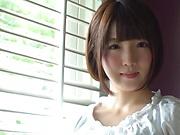 Seductive vixen Sakura Kizuna in hardcore interracial fuck