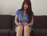 Asa Hikaede gets a messy cum on tits picture 13